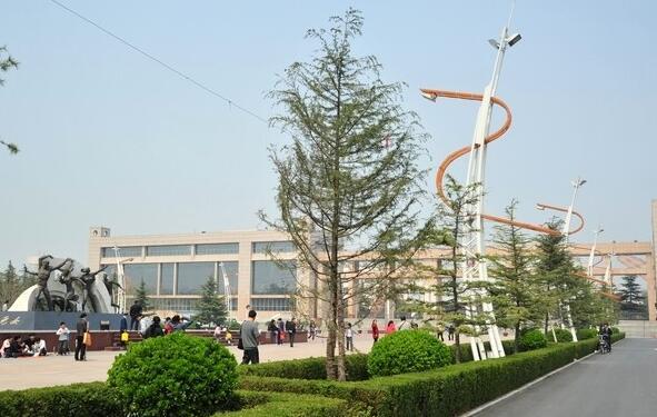 郑州中原变电站一次接线图
